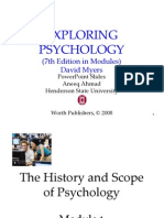 The World of Psychology (7th Ed.) - Chapter 1.1.1