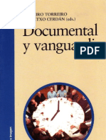 Torreiro, Casimiro - Documental y Vanguardia