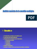 [UJCE en León] Análisis marxista de la cuestión ecológica