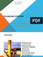 Soldadura Offshore Presentacion