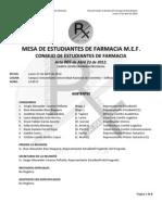 Acta Consejo Estudiantes Farmacia Abr 23