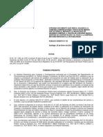 Resolución Exenta Electrónica N 45 de 2012 (V  y U )