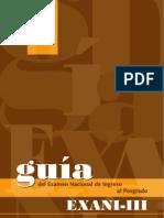 GuiadelEXANI-III2012