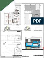 Planos Detalle Escalera - Instalaciones Electric As
