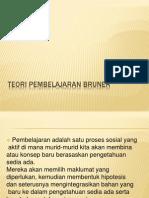 36351793-TEORI-PEMBELAJARAN-BRUNER