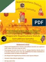 Bhageerathi SLIDE PPT