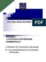 Droit Commercial (1)