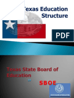 Texas Education Structure (1)