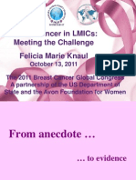 Avon Breast cancer in LMICs