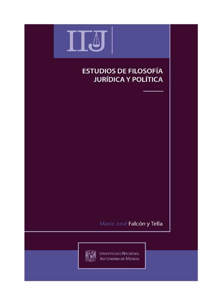 Estudios de filosofia juridica y politica fandeluxe Gallery
