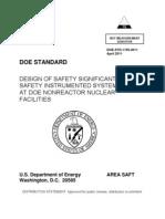 DOE-STD-1195-2011