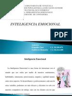 Presentació Inteligencia Emocional