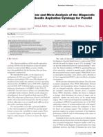 Revision Sistematica Bacaf Lesiones Parotida