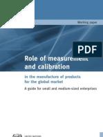 Tcb Role Measurement Calibaration