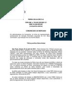 Press Release Portugues MFRA 2 - CLN