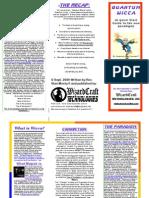Quantum Wicca Brochure