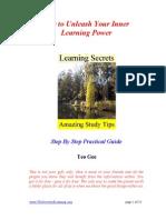 Learning Secrets