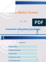 4. Stock Market System