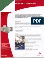 Catalogue -Distrbution Transformer