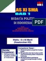 Budaya Politik.ppt(Smstr I)
