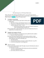 Huck Finn Essay Outline