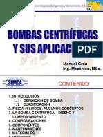 Generalidades sobre Bombas