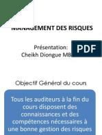 Management des Risques_CDM env N°1