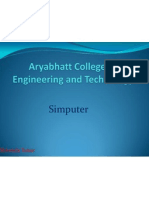 Simputer Ppt for College