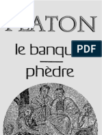 Platon - Banquet - Phèdre - trad. Emile Chambry