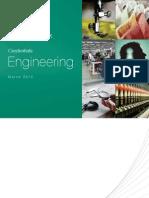 Engineering Credentials 2011