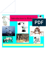 intro2robotics ppt smr