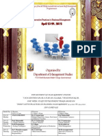 SDP Schedule