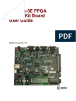 Xilinx UG230 Spartan-3E FPGA Starter Kit Board User Guide
