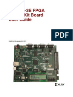 Xilinx UG230 Spartan-3E FPGA Starter Kit Board User Guide