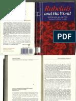 Rabelais and His World - Mikhail Bakhtin0001