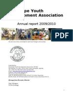 KYDA Annual Report 2009