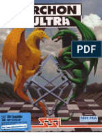 Archon Ultra - Manual - PC