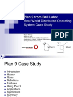 Plan Presentation
