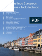 Tours de viaje por este y norte de Europa, salidas desde América. 2012 Mapaplus