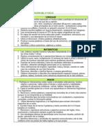 CRITERIOS DE PROMOCIÓN DEL 2º CICLO