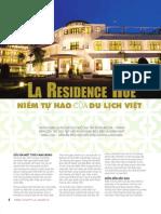 Khach San LA RESIDENCE - Life Style