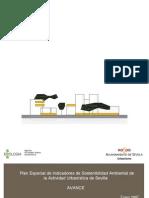 Plan Espcial de Indicadores de S.ambiental