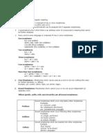 Morpheme Overview (1)