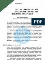 Internal Kontrol SIA