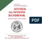 Improvised Munitions Handbook