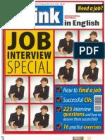 Think In English - Job Interviews
