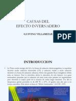6313988 Causas Del Efecto Invernadero