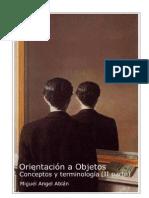 Programación orientada a objetos Parte II