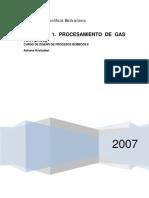 1028109 Clases de Hysys Practica 1 Procesamiento de Gas Natural
