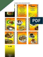 Draf Akhir E-menu